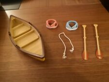 Sylvanian Families 5047 Canoe Set