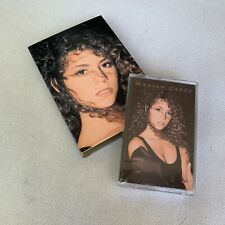 MARIAH CAREY - DEBUT SELF TITLED CASSETTE PROMO BOX 1990 VISION OF LOVE DAYDREAM