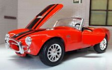 G LGB 1:24 Scale 1965 Shelby AC Cobra 427 SC V Detailed Burago Diecast Model Car