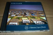 Pink Floyd '97 CD A Momentary Lapse of Reason C1.1 2A DIDP 093919 01  125154-01