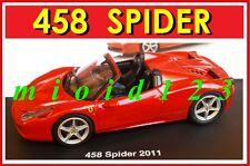 1/43 - Ferrari GT Collection : 458 SPIDER [2011] - Die-cast