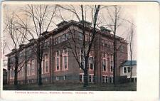 INDIANA, Pennsylvania  PA   Normal School  THOMAS SUTTON HALL  c1900s   Postcard