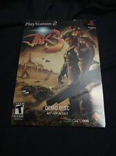 Jak 3 Demo Disc PS2 BRAND NEW, SEALED!