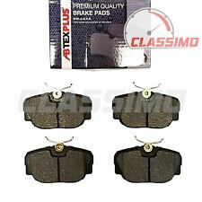 Rear Brake Pads for LAND ROVER DISCOVERY Mk 2-2.5 TD5 /& 4.0 V8-1998 to 2004