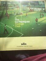 The Dj Rodriguez Football Club-LP New Vinyl Still Sealed Italian Electronica