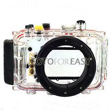 40M Waterproof Underwater Housing Case Bag for Panasonic GF2 Camera+14-42mm Lens