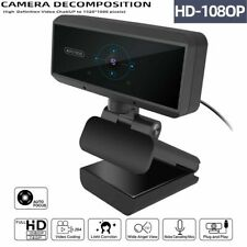 Auto-Focus Full HD 1080P Webcam Built-in Microphone Camera For PC Laptop Desktop