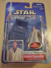 Star Wars Action Figure Anakin Skywalker Attack of the Clones Collection 1 #01