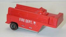 Redline Hotwheels Red 1970 Fire Engine oc8011