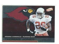 2002 Pacific Atomic Non Die-Cut #2 Thomas Jones/600 Arizona Cardinals