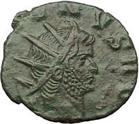 Gallienus son of Valerian I Ancient Roman Coin Security Goddess Cult   i31630
