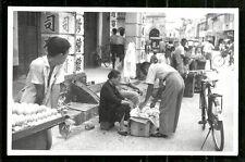 Kuala Lumpur rppc Street Seller People Bike Malaysia 50s