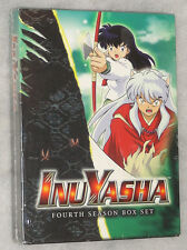 InuYasha - Complete Season Series Four 4 - DVD Box Set - NEW & SEALED Inu Yasha