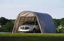 ShelterLogic 13x20x10 Truck Shelter Portable Garage Steel Carport Canopy 73332