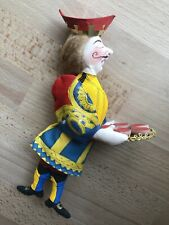 "Gladys Boalt Christmas Ornament ""Knave of Hearts"" 1985 Alice in Wonderland"