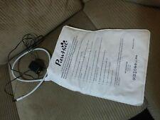 WARM PAW HUT Pet Cat Dog Puppy Electric Heat Pad Heater Mat