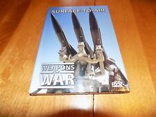WEAPONS OF WAR SURFACE-TO-AIR Weapon Air Force Planes Air War Military DVD NEW