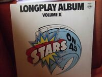 Stars on 45 Longplay album 2 (1981) [LP]