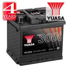 Yuasa Car Battery Calcium 12V 420CCA 50Ah T1 For Mercedes A Class A160 W168 1.6