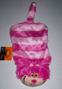 Disney Pet Costume Small - CHESHIRE CAT Plush Pink Dog Cat Halloween