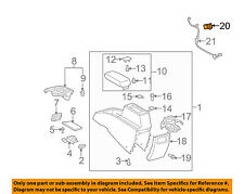 Toyota genuine oem dash parts for scion xb ebay scion toyota oem 08 10 tc stereo audio radio adapter 8619012030 cheapraybanclubmaster Choice Image