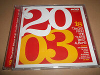 MOJO PRESENTS 18 TRACKS FROM THE YEAR'S BEST ALBUMS 2003 (CD ALBUM) UK FREEPOST