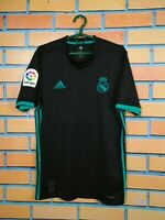 Real Madrid Jersey 2017 2018 Away SMALL Shirt Football Soccer Adidas CF9578