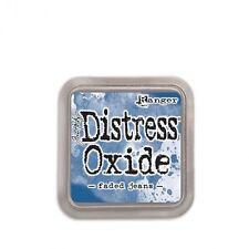 Distress Oxide Ink-pad Stempelkissen Ranger Tim Holtz faded jeans Ink TDO55945