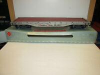 Aristo Craft Spur G 46305 Güterwagen The Flat Car REA Pennsylvania für LGB OVP