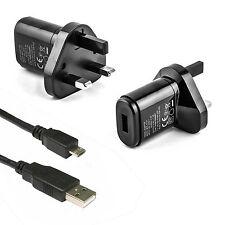 Genuine LG Mains Pared Cargador Para LG G2 G3 G4 G5 SE K4 K8 K10 Cable Micro USB Reino Unido