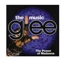 Glee - The Music The Power of Madonna Original Soundtrack  CD