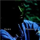 SADE - PROMISE - CD ALBUM - IS IT A CRIME / THE SWEETEST TABOO +