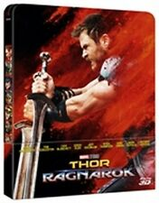 Thor - Ragnarok (Blu-Ray 3D + Blu-Ray Disc - SteelBook)
