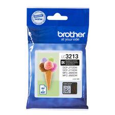 Cartucho impresora Brother Lc3213bk 0765635