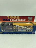 White Rose 1998 NFL Team Collectibles Minnesota Vikings Tractor Trailer