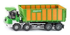 Siku 4064 Joskin Cargotrack mit Ladewagen Landwirtschaft Fahrzeug Modell Truck