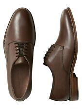 NIB*Banana Republic Men's Jeremy Oxford Leather Dress Shoes*Sz::8 1/2*Brown*$129