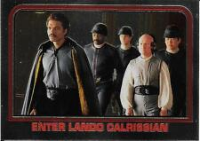 1999 Topps Star Wars Chrome Archives #48 Enter Lando Calrissian > Cloud City