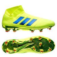Adidas Nemeziz 18+ FG Laceless Football Boots Size UK 11 US 11.5