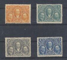 1921 China SC# 243-246 MNH