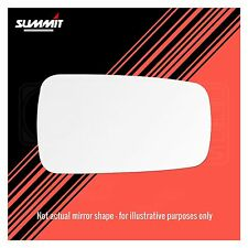 Replacement Mirror Glass - Summit SRG-1140 - Fits Kia Carens - RHS