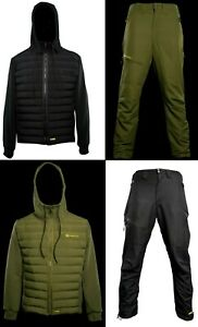 RidgeMonkey APEarel Dropback Heavyweight Jacket Or Trousers All Sizes & Colours