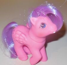 HASBRO 1987 VINTAGE G1 MY LITTLE PONY BABY BABIES FiRsT TooTH NoRTh StAR