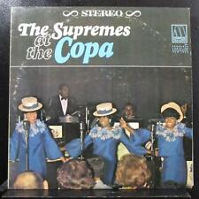 The Supremes - At The Copa LP Mint- S 636 Motown 1965 USA 1st Vinyl Record