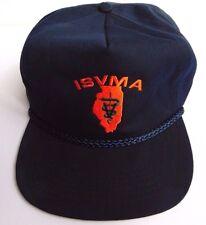 ISVMA Illinois State Veterinary Medical Association HAT Vintage Adjustable Cap