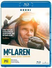 McLaren (Blu-ray, 2017) NEW