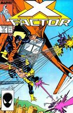 X-FACTOR #17 COMIC 1ST APP. RICTOR LOGAN WOLVERINE MOVIE THE RIGHT