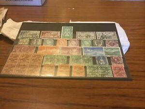 Ireland Early Stamps Lot