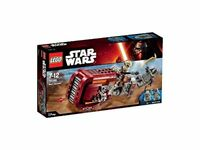 75099 Lego Rey'S Speeder  Star Wars Age '7-12 / 193 Pieces / New 2015 Release!
