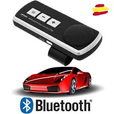 Kit manos libres bluetooth SIN INSTALACION para coche universal samsung iphone